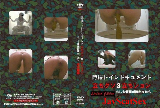 BFJT-14  Seatless toilet poo and pee spycam. Pooping SD (347 MB)