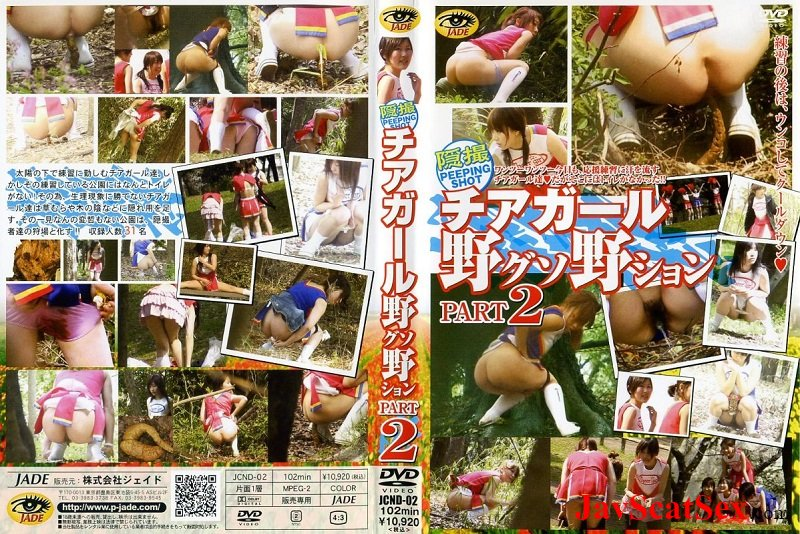 JCND-02 Shit Voyeur pooping and peeing schoolgirl on outdoor. Scatting SD (1.46 GB)